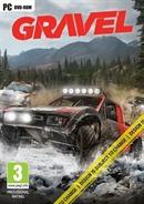 PC DVDROM Gravel (PEGI)