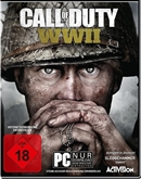 PC DVDROM Call of Duty: WWII (USK)