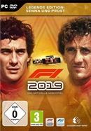 PC Formula 1 2019 -- Legends Edition (PEGI/USK)