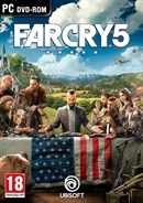 PC DVDROM Far Cry 5 (PEGI)