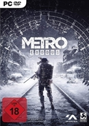 PC DVDROM Metro Exodus (PEGI)
