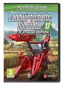 PC DVDROM Landwirtschafts Simulator 17 -- Platinum Edition (PEGI)