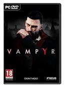 PC DVDROM Vampyr (PEGI)