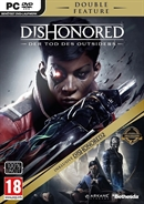 PC DVDROM Dishonored: Der Tod des Outsiders Double Feature (inkl. Dishonored 2) (PEGI Uncut)