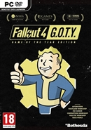 PC DVDROM Fallout 4 -- Game of the Year Edition (PEGI)