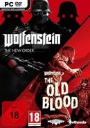 PC DVDROM Wolfenstein: The New Order & The Old Blood (PEGI)