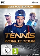 PC Tennis World Tour -- Legends Edition (PEGI)
