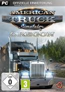 PC DVDROM American Truck Simulator: Oregon DLC (PEGI)