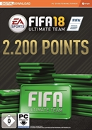 FIFA 18 2.200 FUT Points (Download Code) (PC)