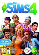 PC DVDROM / MAC Die Sims 4 (Download Code) (PEGI)
