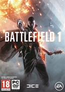 PC DVDROM Battlefield 1 (Online) (PEGI)