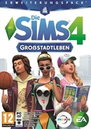 PC/MAC Die Sims 4: Erweiterungspack -- Großstadtleben (Download Code) (PEGI)