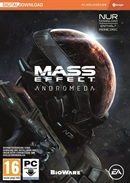 PC DVDROM Mass Effect: Andromeda (PEGI)