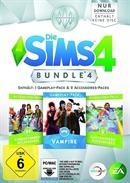 PC DVDROM / MAC Die Sims 4: -- Bundle Pack 4 (Download Code) (USK)