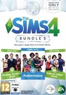 PC/MAC Die Sims 4: Bundle Pack 5 (Download Code) (PEGI)