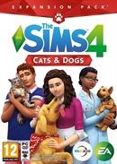 PC/MAC Die Sims 4: Erweiterungspack -- Cats & Dogs (Download Code) (PEGI)