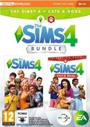 PC/MAC Die Sims 4 + Cats & Dogs Bundle (Download Code) (PEGI)