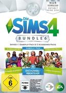 PC/MAC Die Sims 4: -- Bundle Pack 6 (Download Code) (USK)