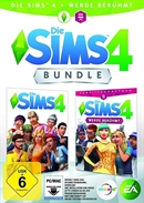 PC/MAC Die Sims 4 + Werde berühmt Bundle (Download Code) (PEGI)