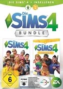 PC/MAC Die Sims 4 +Inselleben Bundle (Download Code) (PEGI)