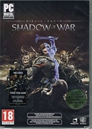 PC DVDROM Mittelerde: Schatten des Krieges -- Day One Edition (PEGI)