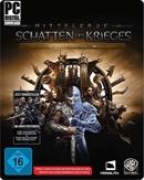 PC DVDROM Mittelerde: Schatten des Krieges -- Gold Edition inkl. Steelbook (USK)
