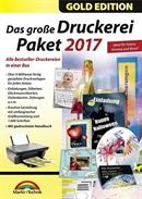Das große Druckerei Paket 2017 -- Gold Edition