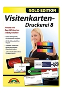 Visitenkarten Druckerei 8 -- Gold Edition