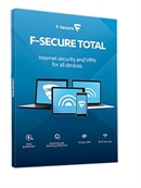 F-Secure - Total Security (3 USER - 1,5 Jahre)