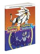 Lösungsbuch -- Pokémon Sonne und Pokémon Mond (3DS)