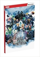 Lösungsbuch -- World of Final Fantasy (PC/PS4/Xbox One)