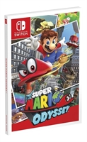 Lösungsbuch -- Super Mario Odyssey (Switch)