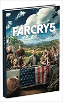 Lösungsbuch -- Far Cry 5 -- Collector's Edition (PC/PS4/Xbox One)