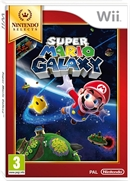 Wii Super Mario Galaxy Selects