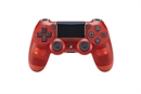 PS4 Wireless DualShock®4 Controller, red translucent (NEU)