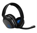 Astro Gaming A10 Headset (PS4, Xbox One, Mobile), Grey/Blue