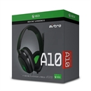 Astro Gaming A10 Headset (Xbox One, PS4, Mobile), Grey/Green