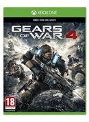 Xbox One Gears of War 4 (PEGI 100% Uncut)