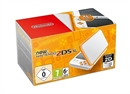 Nintendo NEW 2DS XL Hardware, Weiß/Orange (PEGI)