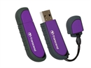4 GB USB 2.0 Flash Drive JFV70 (Violett) - TS4GJFV70
