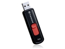 4 GB USB 2.0 Flash Drive JF500 (Rot) - TS4GJF500