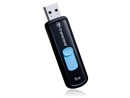 8GB USB 2.0 Flash Drive JF500 (Blau) - TS8GJF500