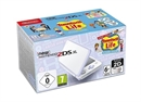 Nintendo NEW 2DS XL Hardware, Weiß + Lavendel + Tomodachi Life (PEGI)