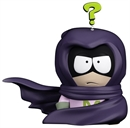 South Park: Die rektakuläre Zerreißprobe -- Figurine Mysterion  - Figur (18,8cm)