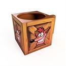 Crash Bandicoot Crate Crash Tasse
