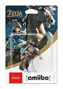 Nintendo Amiibo The Legend of Zelda Collection Link Reiter (Breath of the Wild)