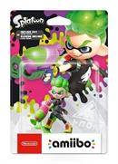 Nintendo Amiibo Splatoon Figur Inkling Junge (Neon-Grün)