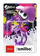 Nintendo Amiibo Splatoon Figur Tintenfisch (Neon-Lila)