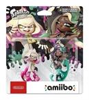 Nintendo Amiibo Splatoon Figur Pearl & Marina Double Pack