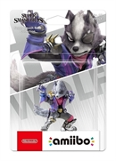 Nintendo Amiibo Super Smash Bros. Figur Wolf
